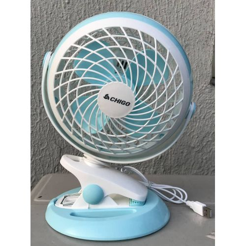 Portable 360 USB Cooling Fan