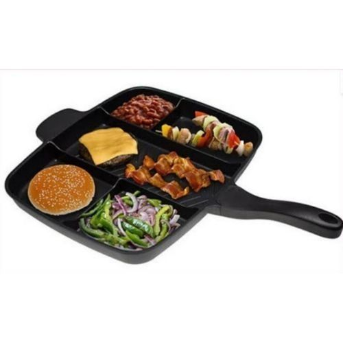 5 In 1 Magic Non Stick Fraying Pan.