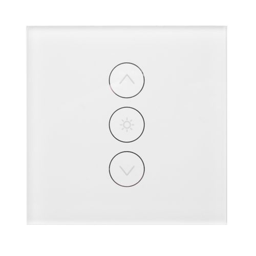 Smart Switch Dimmer Wi-Fi Light Switch Touch Wall Socket Switch Panel Work With Amazon Echo And Goog