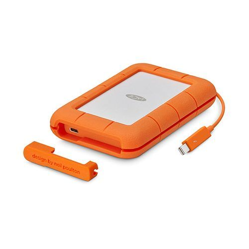 LACIE RUGGED THUNDERBOLT 2TB 122MB/S*