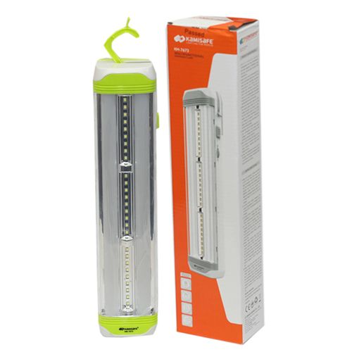 Rechargeable Fluorescent Table Lamp (Indoor And Outdoor USE)