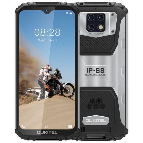 """WP6 10000mAh 6.3"""" Waterproof Mobile Phone 4GB 128GB"""