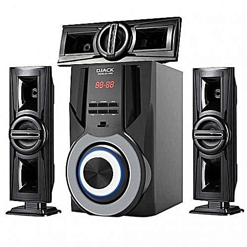 3.1 Powerful DJ-1003 Home Theatre System