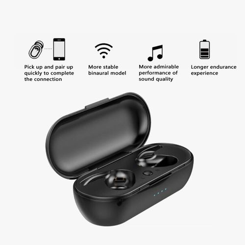 Wireless Bluetooth 5.0 Headphones Earphones In-Ear Buds