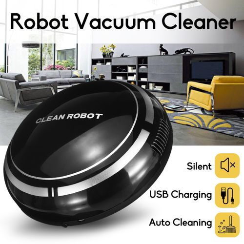 Smart Robot Vacuum Automatic Multi-Surface Dust Sweeper-STSC