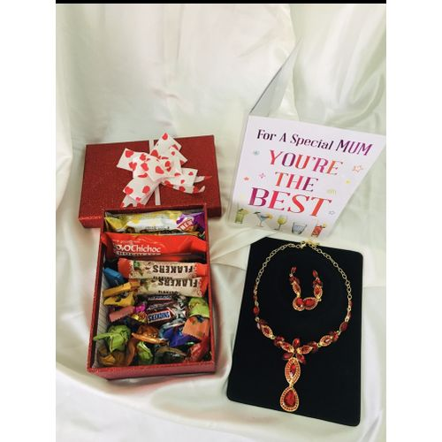 Mother's Day Goody Pack/ Mother's Day Gift Set Plus FREE GIFT Bag