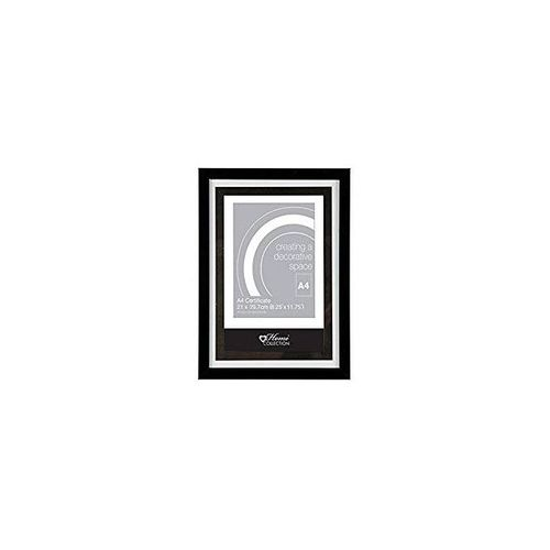 Home Collections A4 Sized Frame-Black