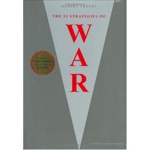 The 33 Strategies Of War (Big Size)