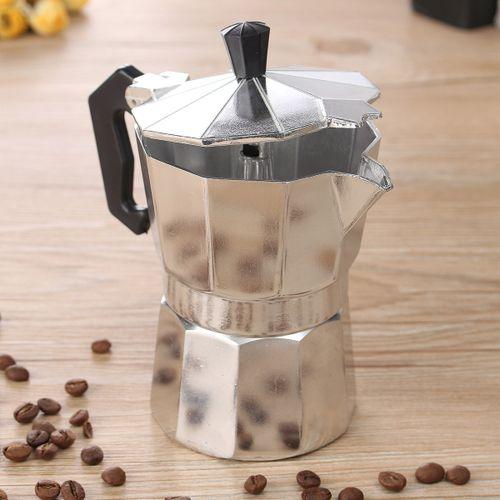 Moka Express Stovetop Espresso Coffee Maker Pot Latte 300ML