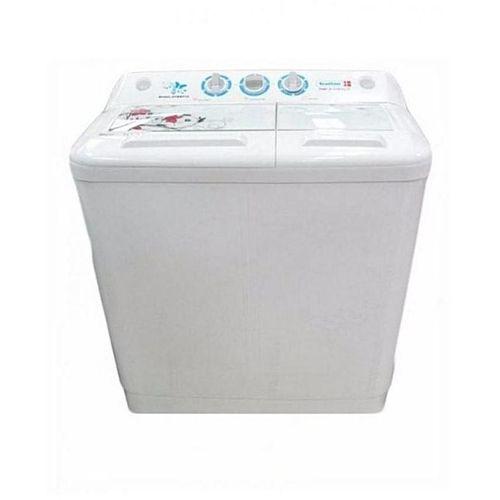 8kg Twin Tub Semi-Automatic Washing Machine - SFSANTTA6