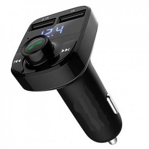 Car Bluetooth MP3 & Handsfree Kit, Smart Phone Charger