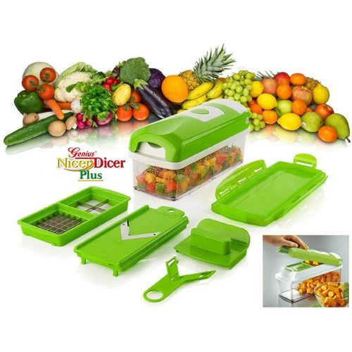 12 In 1 Nicer Dicer Multipurpose Vegetable Cutter