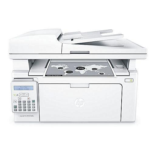 Laserjet MFP M130fn Printer.(Print + Scan + Photocopy + Fax)