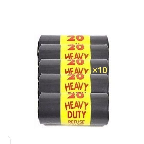 Extra Large Heavy Duty Disposable Bag