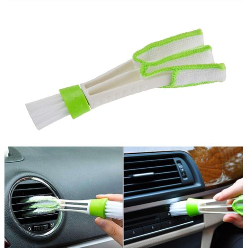 Car Air Conditioner Vent Slit Cleaner Dusting Blinds Brush