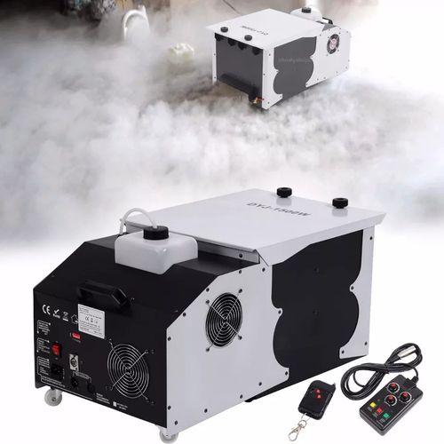 LOW ICE FOG MACHINE 3000W WIRELESS REMOTE CONTROL