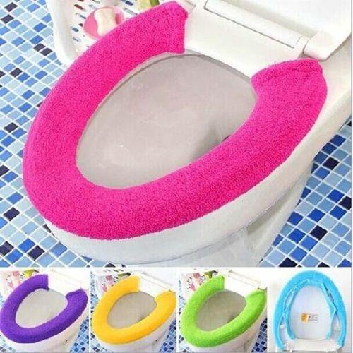 Soft Seat Lid Pad Bathroom Protector Closestool