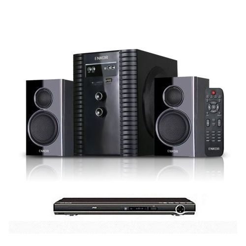 Home Theater System And DVD Player - R210