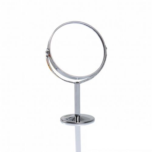 Double Face Dressing Mirror Silver