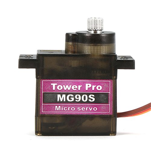 9g MG90S Metal Gear High Speed Micro Servo For RC Helicopter Plane Car Racing