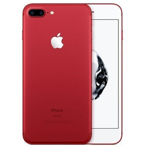 Iphone 7 Plus 128gb Red, Free Pouch, Screen Protector, 6000 MAh Power Bank