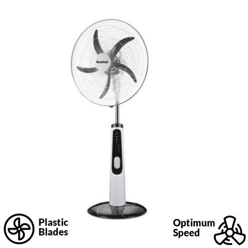 18 Inches Rechargeable Fan With Remote- SFRCFN18