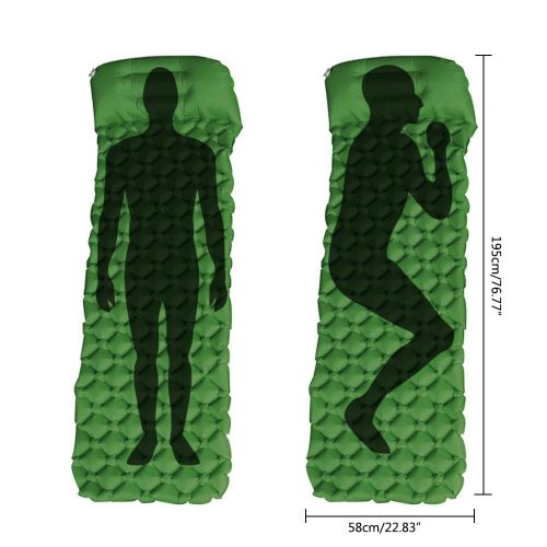 Sleeping Pads,Self Inflating Camping Outdoor Air Pad