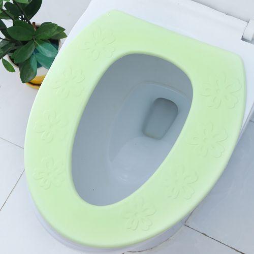 Fenhehu Bathroom Warmer Toilet Seat EVA Waterproof Toilet Seat Cover Pad