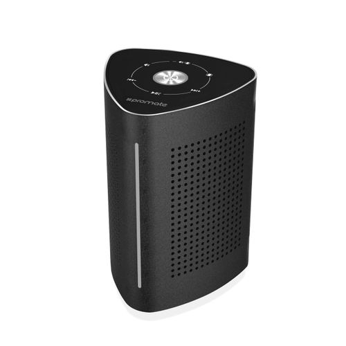 36W Bluetooth Speaker With Surface Vibration And AUX