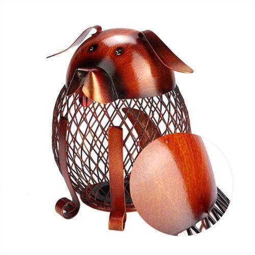 Cartoon Puppy Innovative Animal Money Saving Box Craft Craft Decorations