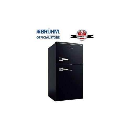 Bruhm Double Door Fridge - BRD-120