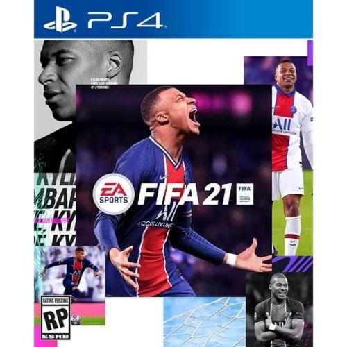 Ps4 FIFA21- Playstation Fifa 21