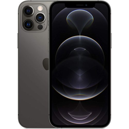 IPhone 12 Pro - 128GB, 6GB RAM, 6.1-Inch, 5G, (12MP+12MP+12MP), 2815mAh-Gray