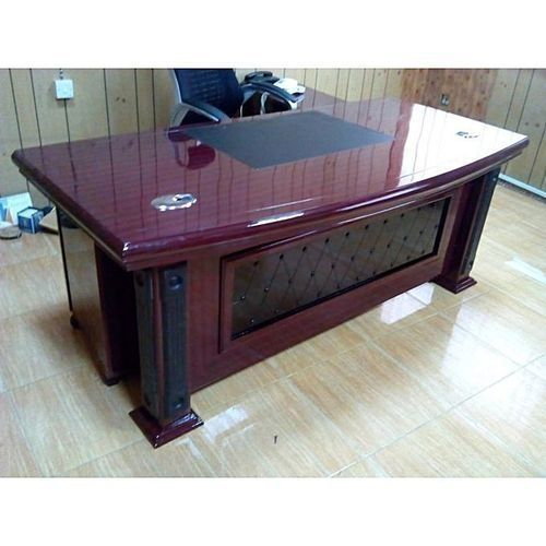 1.6 METER EXECUTIVE OFFICE TABLE WITH EXTENSION