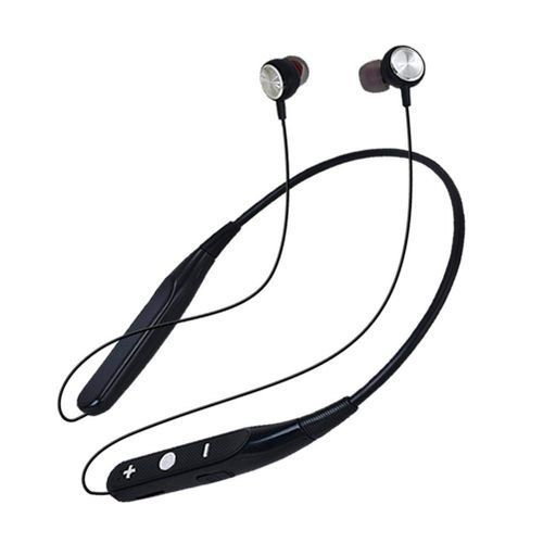 733 Bluetooth Earphone Wireless Headset Sports - Silver