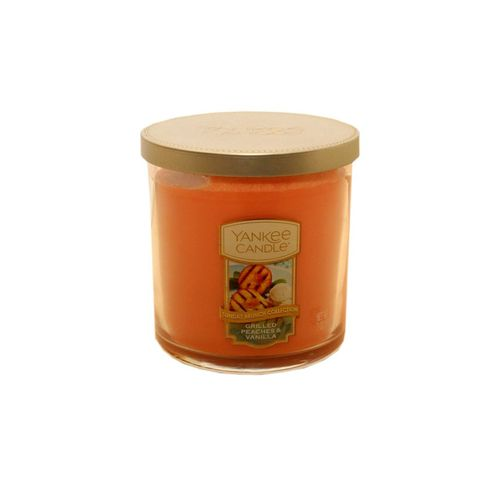 Grilled Peaches & Vanilla Regular Tumbler Scented Candle