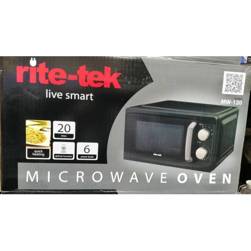 20LITRES MW120 Microwave 20L