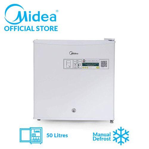 43-Liters Single Door Refrigerator (Silver)