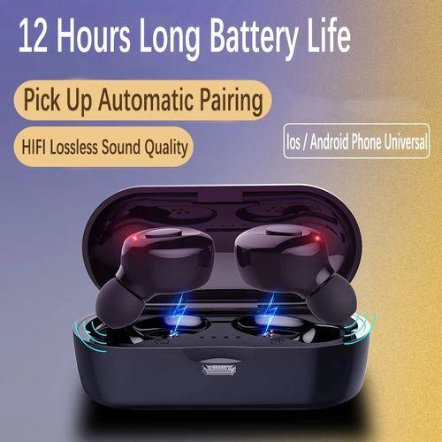 Wireless Earphones Bluetooth 5.0 Handsfree Sports Earpiece