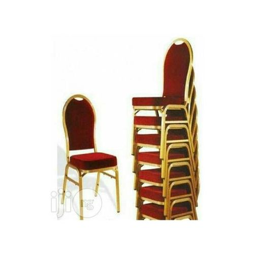 Classic Banquet Chair - 8 Pieces