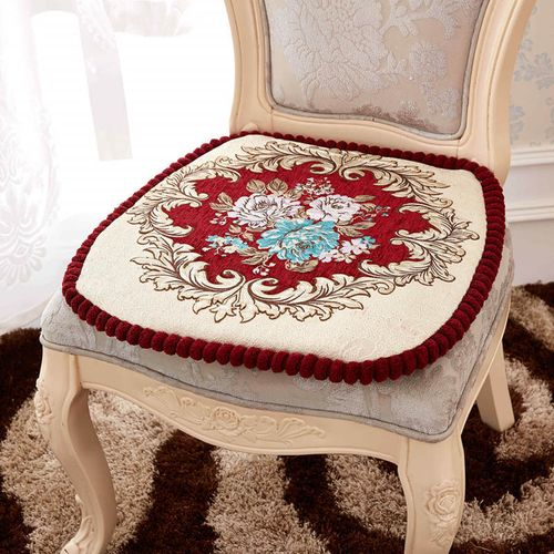 Nordic Dining Chair Pad 4 Seasons Office Chair Cushions