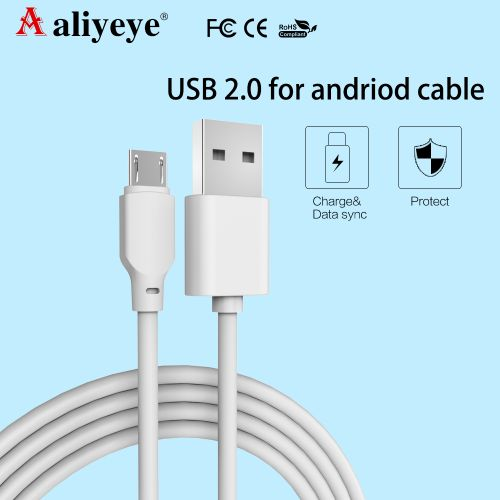 Micro USB Cable Charger Sync Data 1m For Android Phones 3.3ft