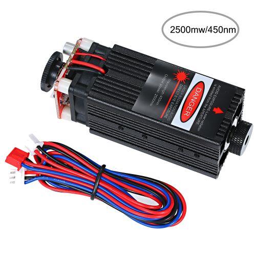 Laser Module 500mw / 405nm 500mw/ 2500mw/5500mw Focusable