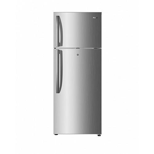 Double Door Refrigerator HRF-300LUX-Silver