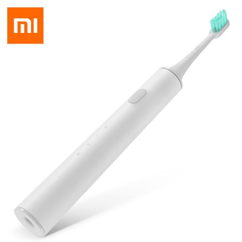 Mijia Acoustic Waves Smart Toothbrush Bluetooth Waterproof Wireless Charge Mi Home APP Control Smart Home
