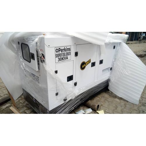 Perkins 30kva Generator