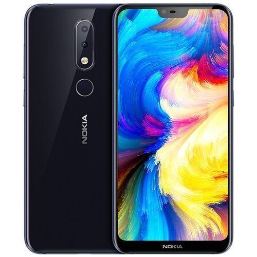 X6 5.8-Inch 19:19 FHD (4GB, 64GB ROM) Android 8.1 Oreo, 16MP+16MP, 3060mAh, Dual SIM 4G LTE Smartphone- Black