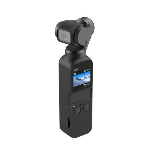 OSMO Pocket Handheld 3-axis Stabilized Gimbal Camera