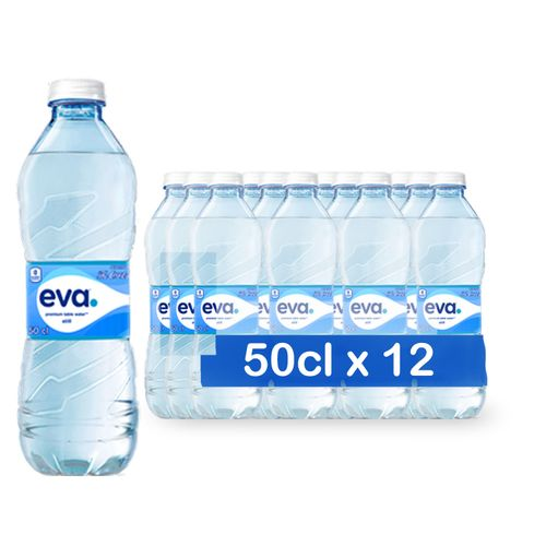 Water 50cl X12