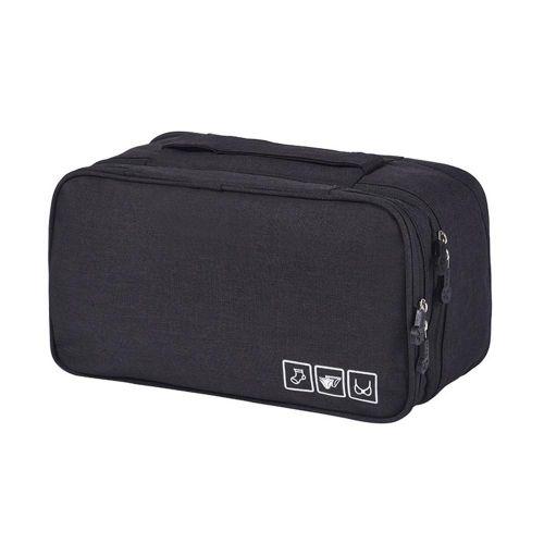Bra Underwear Organizer Travel Waterproof Makeup Bag Storage